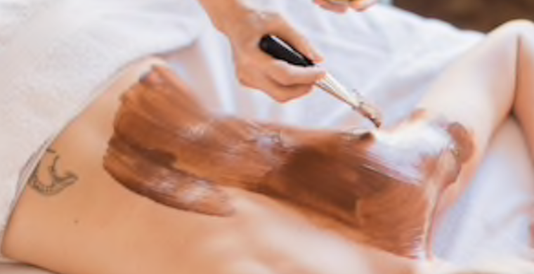 body wrap and exfoliation course